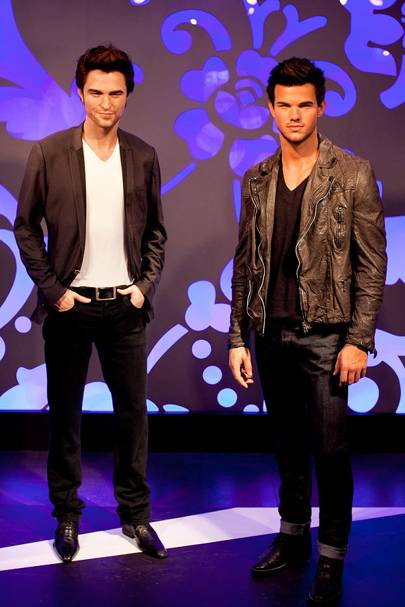Robert Pattinson & Taylor Lautner