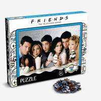 Best jigsaw puzzles for adults: for the Friends fan