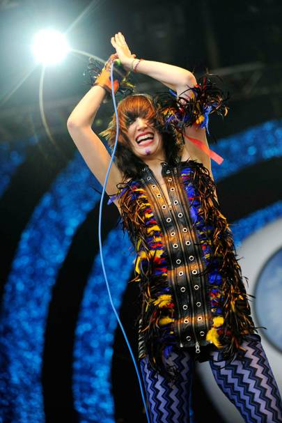 T In The Park, Kinross – 2009