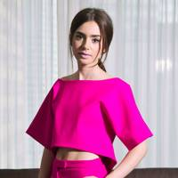 17. Lily Collins