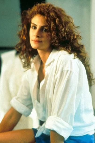 Julia Roberts' Red Curls - Pretty Woman, 1990