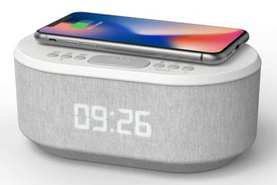 Best alarm clock with built-in wireless speaker