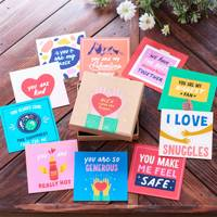 Long-Distance Relationship Gifts: the notecards