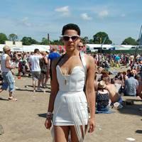 Poppy Laland, Glastonbury Festival