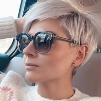 The pointed pixie crop