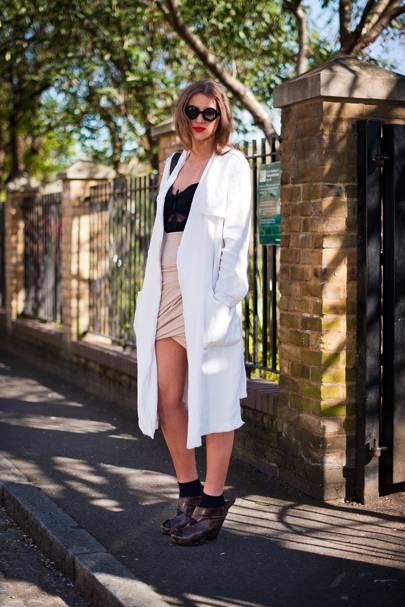Jessica Chatterton, Fashion Designer
