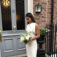 Jacquemus dress, UK4