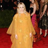Ashley Olsen at the Met Gala