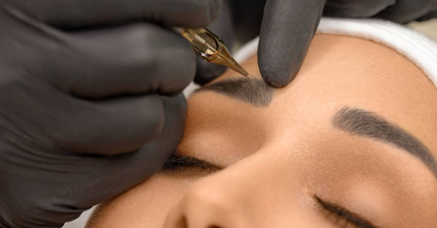 What Is Microblading How It Works And Does It Hurt Glamour Uk