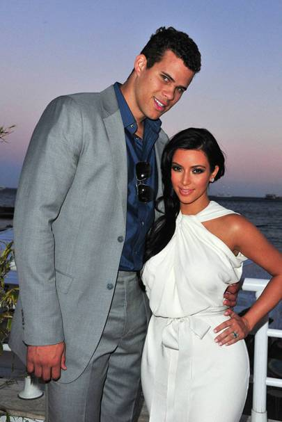 Kim Kardashian's 72-day marriage
