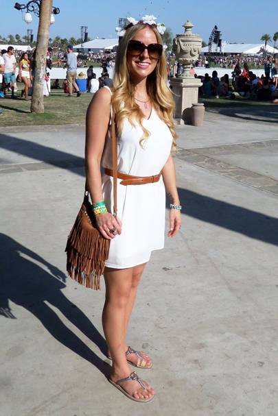 Rose Christian, Teacher, Coachella Festival