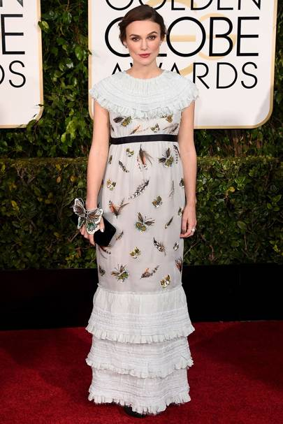 Best Dressed Woman: Keira Knightley