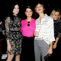 Daisy Lowe, Pixie Geldof and Alexa Chung