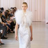 Oscar de la Renta, Bridal Fashion Week
