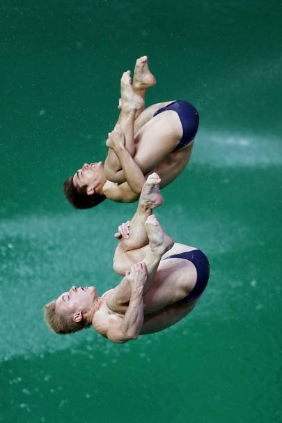 Jack Laugher & Chris Mears