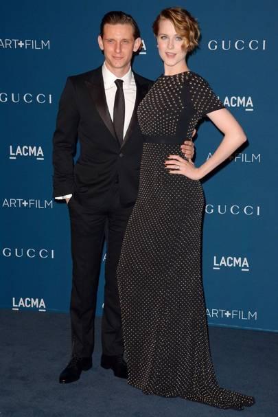 Jamie Bell and Evan Rachel Wood