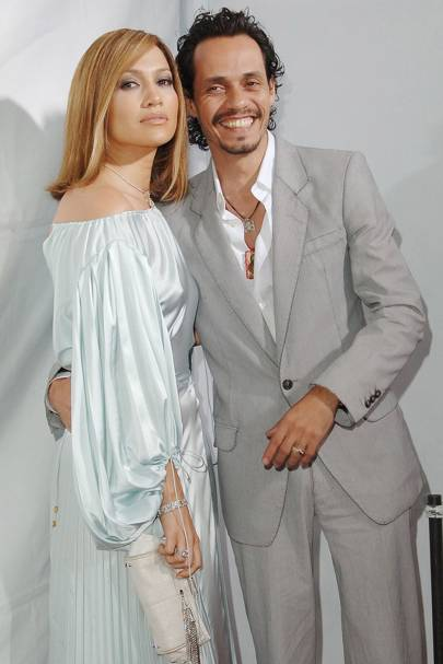 Jennifer Lopez & Marc Anthony