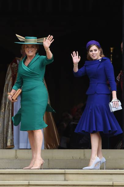 Sarah, Duchess of York and Princess Beatrice