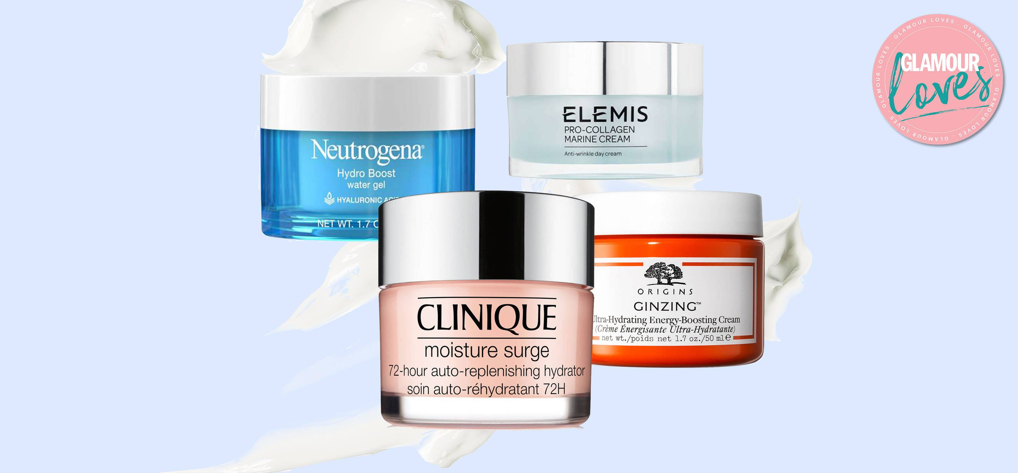 Best Moisturiser 23 Day Creams Night Creams For Your Skin Type Glamour Uk