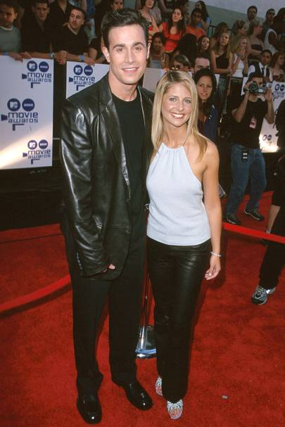 Freddie Prinze Junior & Sarah Michelle Gellar