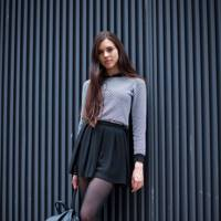 Madeleine Uitz, Model