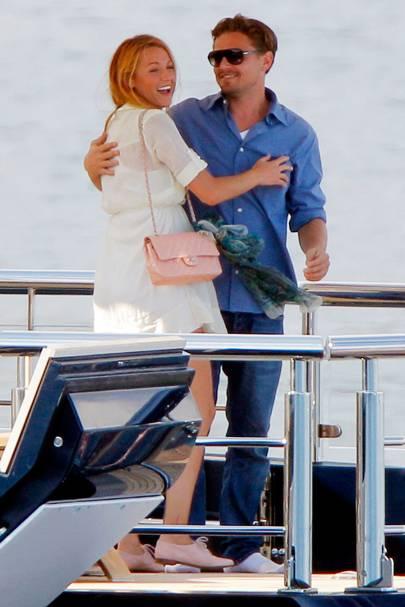 Blake Lively & Leonardo DiCaprio
