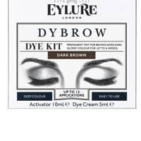 5. The brow tint