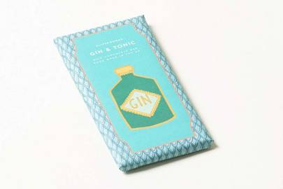 Gin gift sets: the chocolate bar