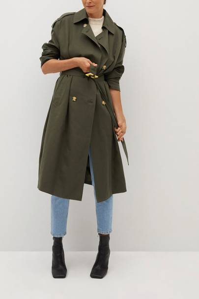 14 Best Trench Coats For 2020 That You, Women S Khaki Trench Coat Uk