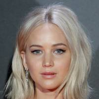 Jennifer Lawrence's icey 'do