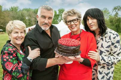The Great British Bake-Off