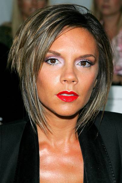 Victoria Beckham S Hairstyles Colours Bob Lob The Pob And Extensions Glamour Uk