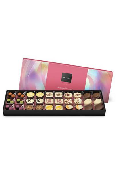 The chocolate tray