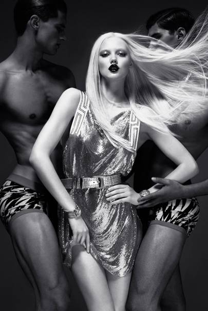 Versace For H&M: Autumn/Winter 2011