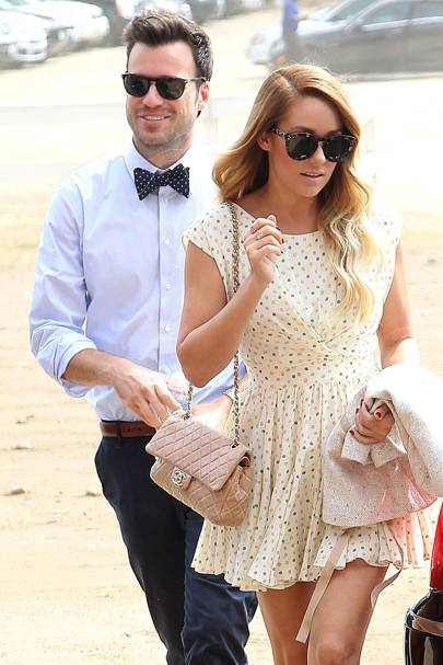 how long has lauren conrad and william tell been dating Lauren conrad and william tell welcome a baby boy lauren conrad has announced she's according to his mum the pair have only been dating for three months.