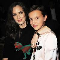 Her and Winona are BFFs