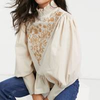 BEST EMBROIDERED BLOUSE