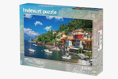 Best jigsaw puzzles for adults: For the Italian wanderluster