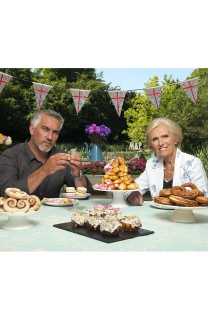 Mary Berry - The Great British Bake Off