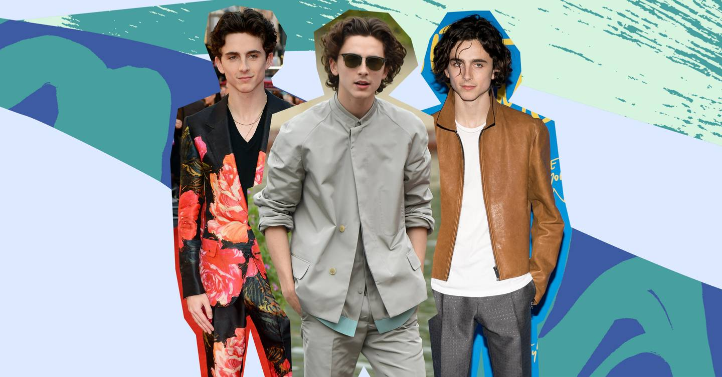 22 outfits that made Timothée Chalamet fashion's (and everyone else's!) favourite new muse
