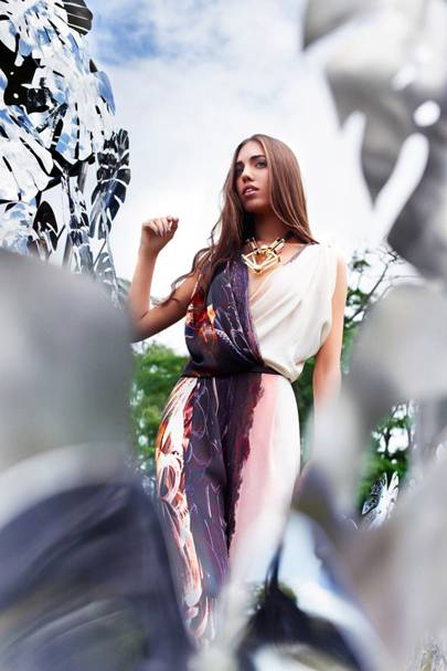 Amber Le Bon For Vanessa G