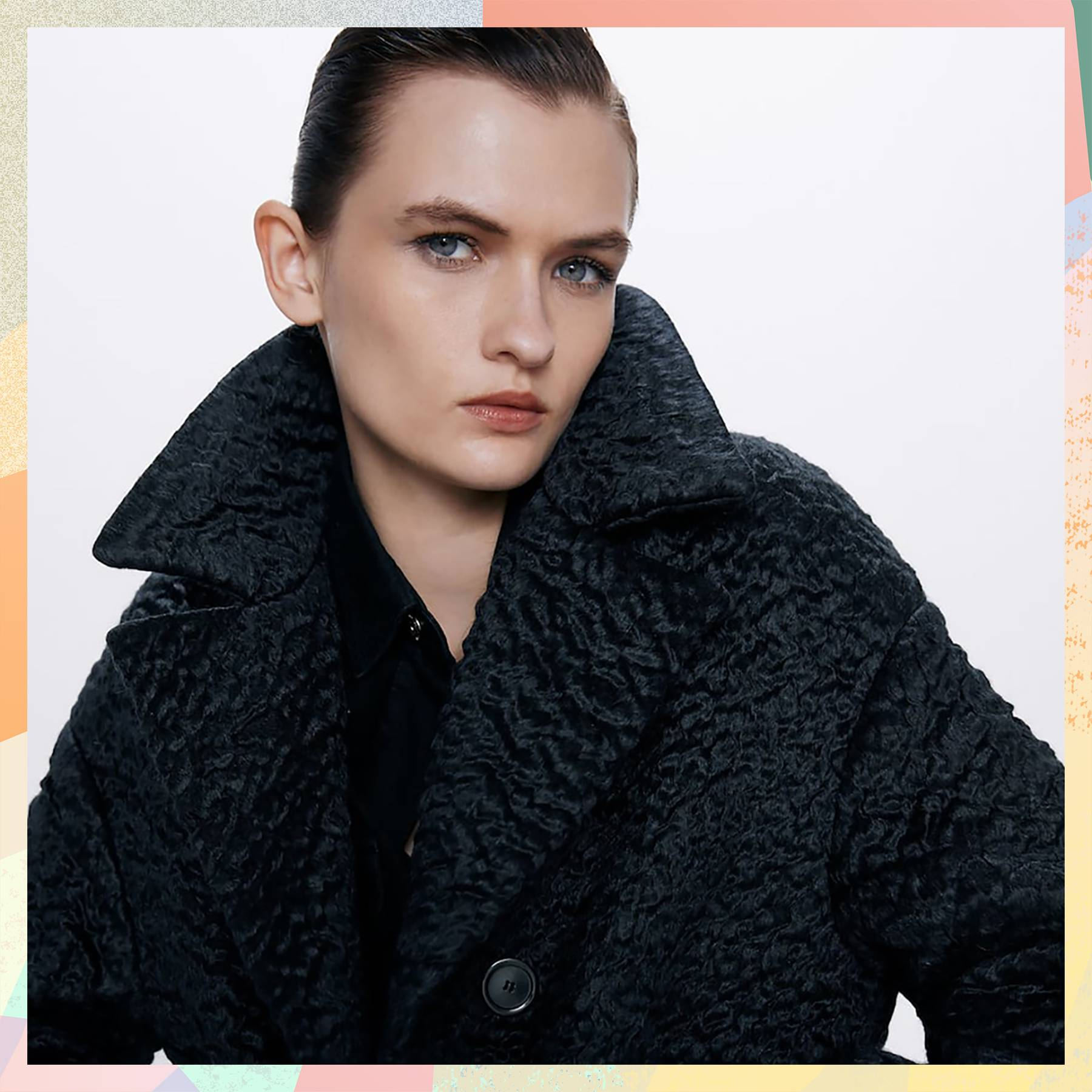 Zara just dropped a brand new winter coat collection and there's a style for literally everyone
