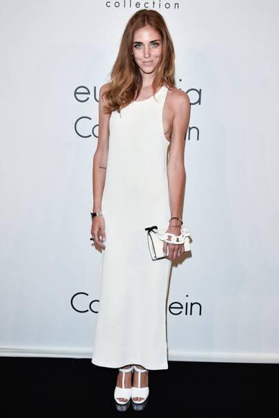 Best Dressed Newcomer: Chiara Ferragni