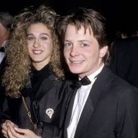 Sarah Jessica Parker and Michael J Fox