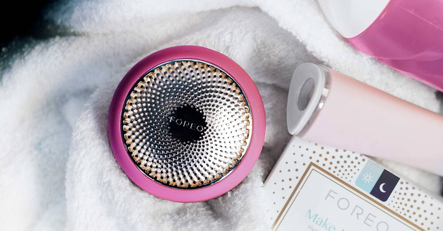 Foreo Ufo Face Mask Device A No Mess Alternative To Face