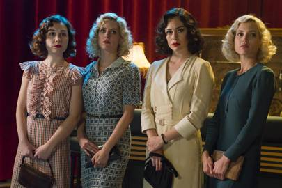 10. TV Show: Cable Girls (2017- present)