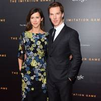 Benedict Cumberbatch & Sophie Hunter