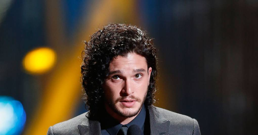 Kit Harington Is Not Allowed To Cut His Hair Game Of Thrones Jon