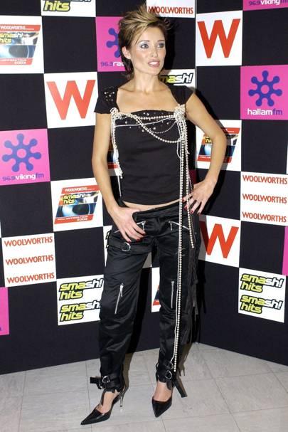 Dannii Minogue – Combat Barbie