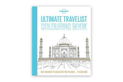 Best adult colouring books: for the wanderluster